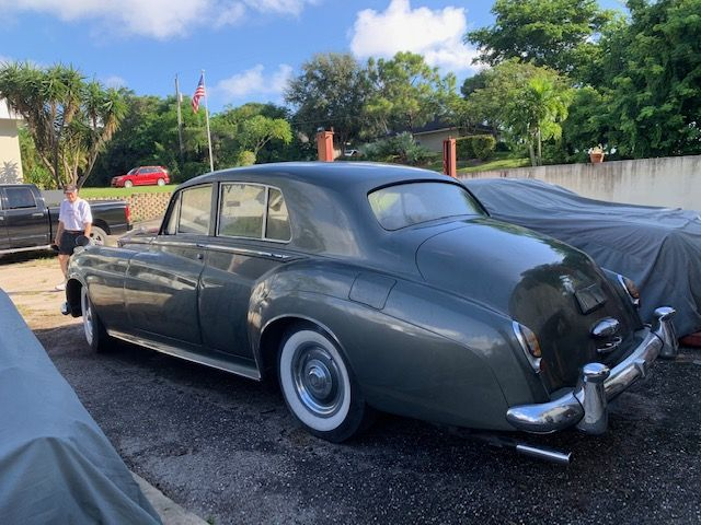 1959 ROLLS ROYCE CLOUD I